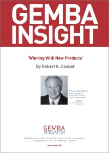 Winning With New Products - Doing It Right - Ivy Business Journal GEMBA frontpage